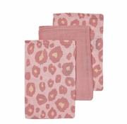 Meyco Hydrophilic wash cloths 3-pack