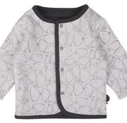 ZERO2THREE Vest, omkeerbaar, walvis