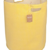 Plum Plum Storage basket, yellow metrics