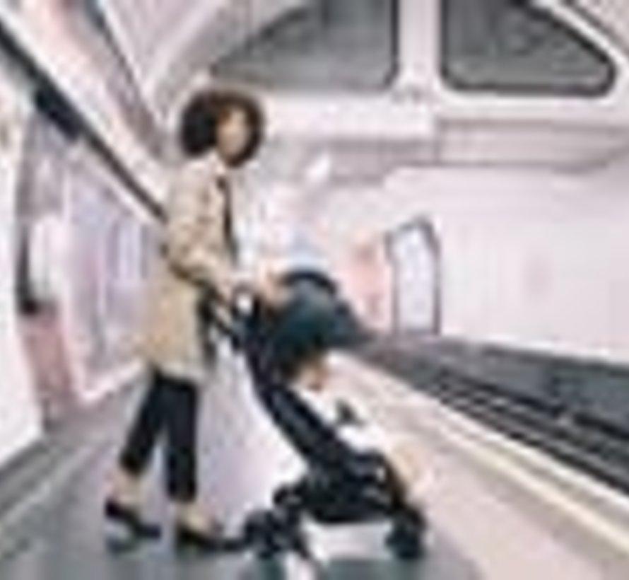 Wandelwagen, Metro Ergobaby, zwart