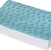 Luma Changing cushion, racoon mint