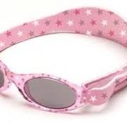 Dooky Zonnebril baby, roze ster