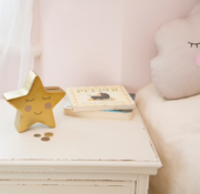 Sass & Belle Money box sweet dreams star