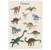 Sebra Poster, Dino