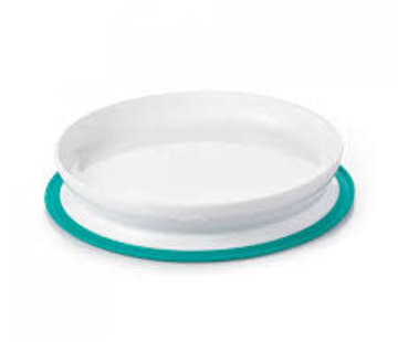 oxotot Stick & Stay plate teal