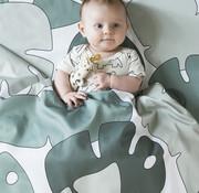 Done by Deer Bedlinen Tiny Tropics baby bed