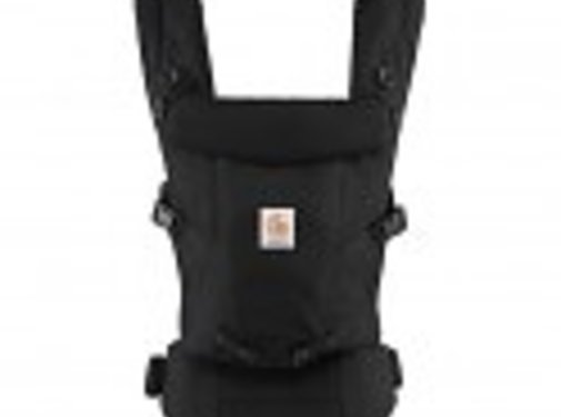 Ergobaby Adapt cool black carrier