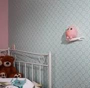 Flow Flow  uil roze lamp Mel