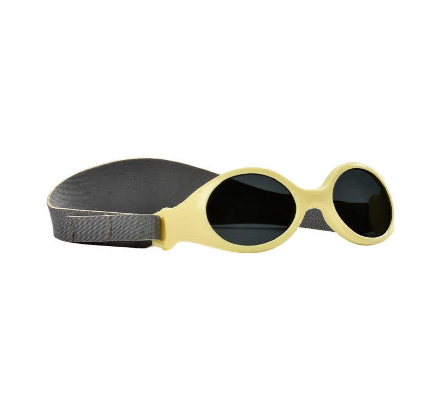 Zonnebril XS geel