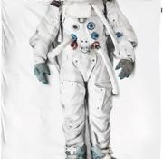 snurk Snurk astronaut overtrek eenpersoonsbed 140 x 220 cm
