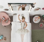snurk Snurk ballerina bedlinnen single bed  140 x 220 cm