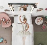 snurk Snurk ballerina overtrek eenpersoonsbed 140 x 220 cm
