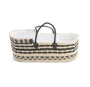 Childhome Moses basket brown