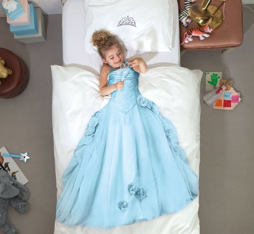 snurk Snurk princess , kies je kleur