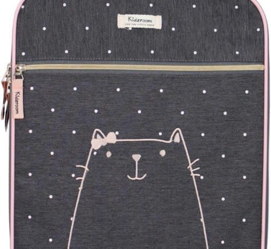 Trolley starstruck cat