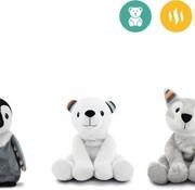 ZAZU Warmies Coolies: Pip de pinguin