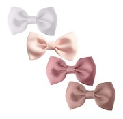 Milledeux Cadeauset 4st haarstrikjes , kies je kleur