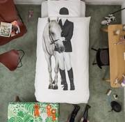 snurk Snurk bedlinnen equestrian for single bed 140 x 220 cm