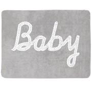 Lorena Canals Rug baby points grey 130 x 170 cm