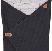 Voksi Baby Wrap Dark Grey