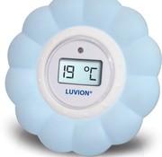 Luvion Badthermometer blauw