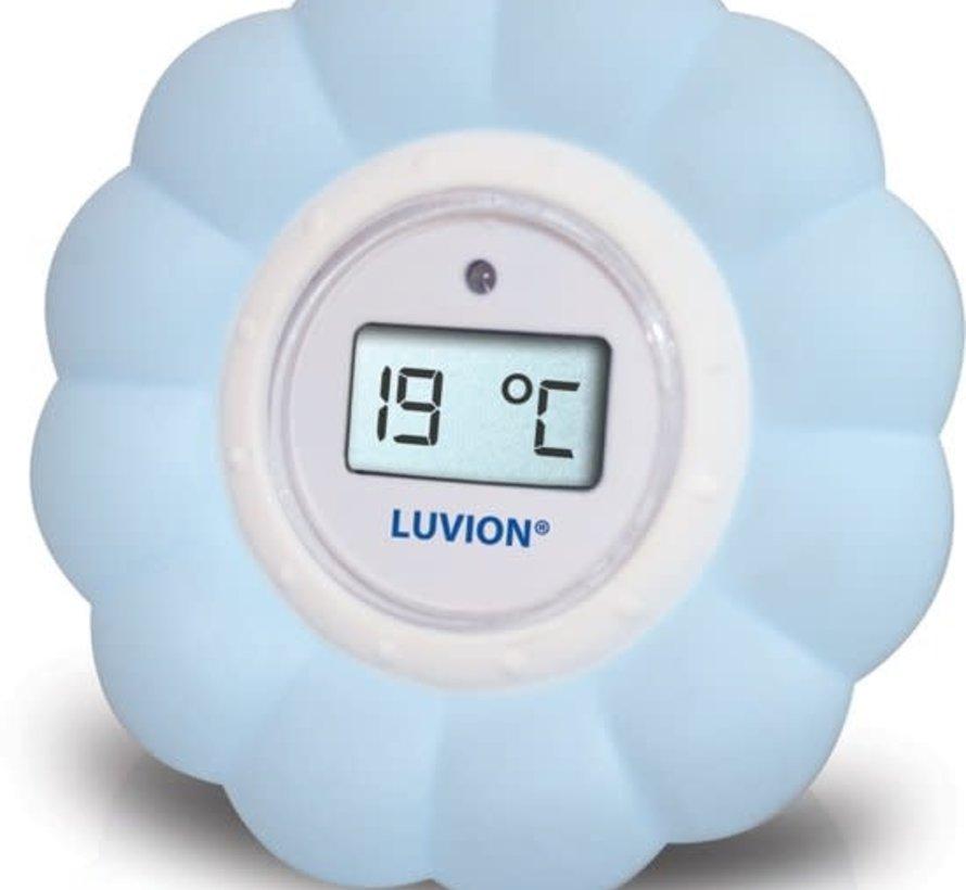 Bath thermometer blue