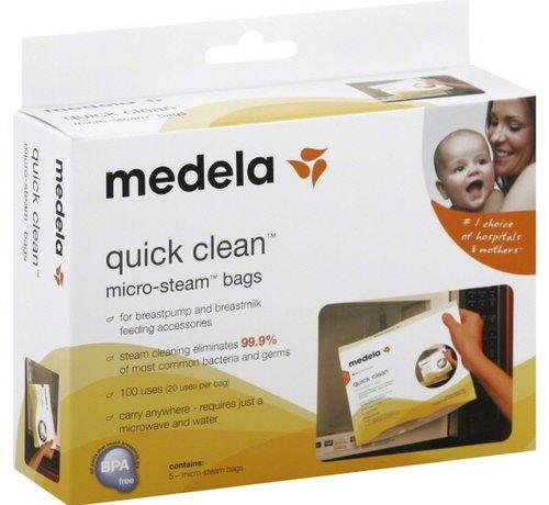 Medela Medela microwave bags