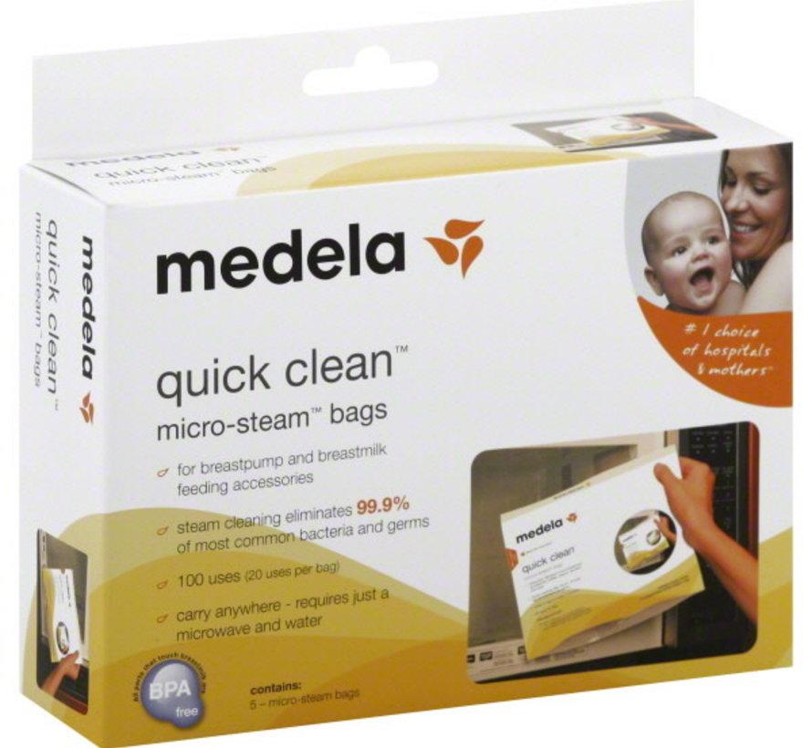 Medela microwave bags