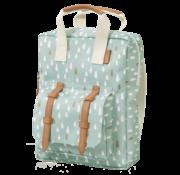 Fresk Backpack drops blue