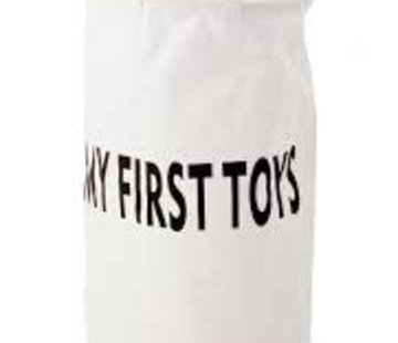 Childhome Katoenen mand my first toys