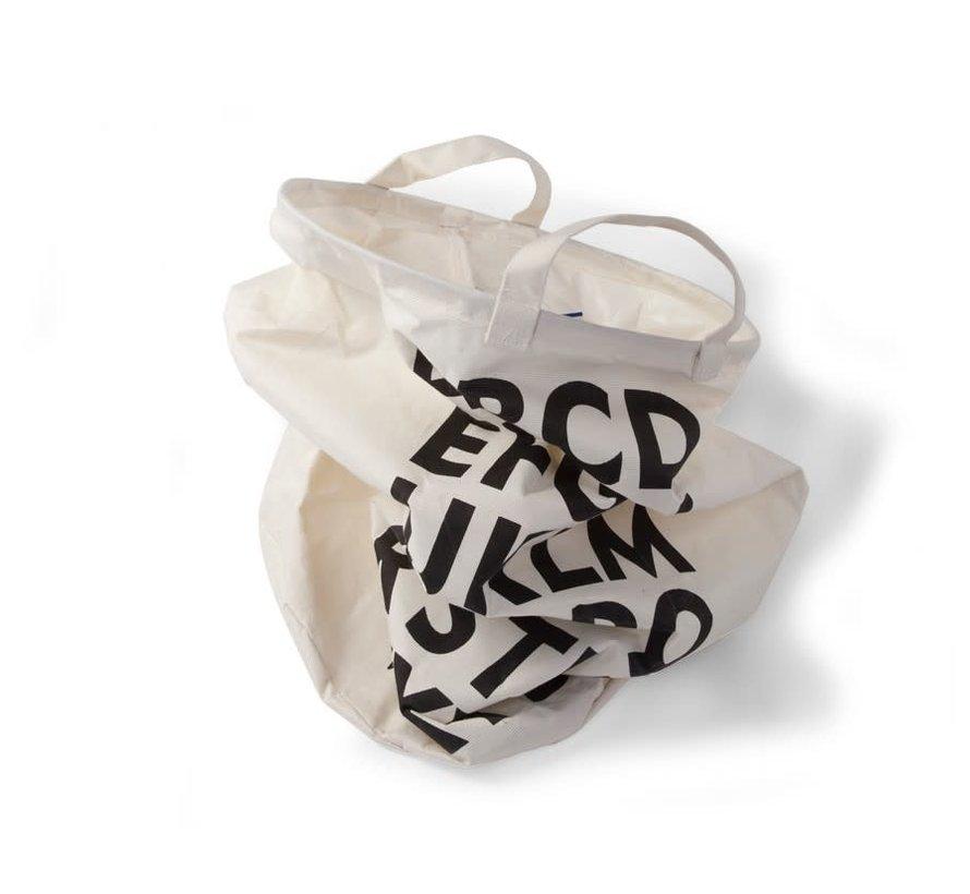 Cotton basket ABC