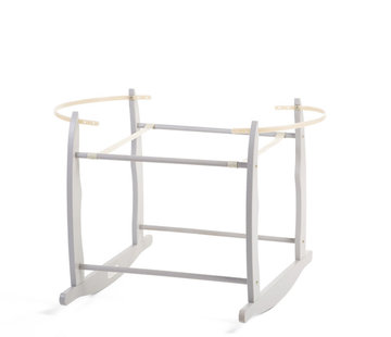 Childhome Rocking stand for Moses basket grey