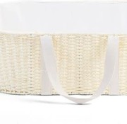 Childhome Moses basket white