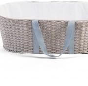 Childhome Moses basket grey