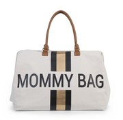 Childhome Copy of Verzorgingstas, Mommy bag, grijze strepen