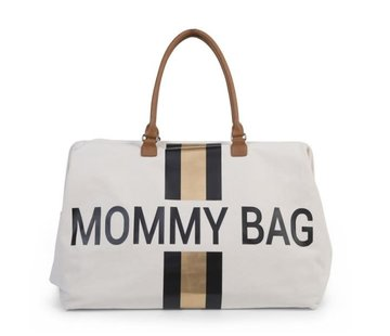 Childhome Verzorgingstas Mommy gold stripe