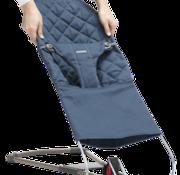 Babybjorn Extra zitting stof voor relax babybjorn middernachtblauw