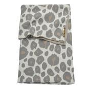 Meyco Blanket panter brownish  100 x 150 cm