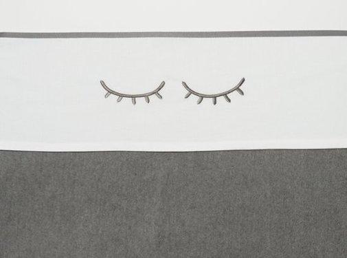 Meyco Bedlinnen sheet sleepy eyes 100x150 cm
