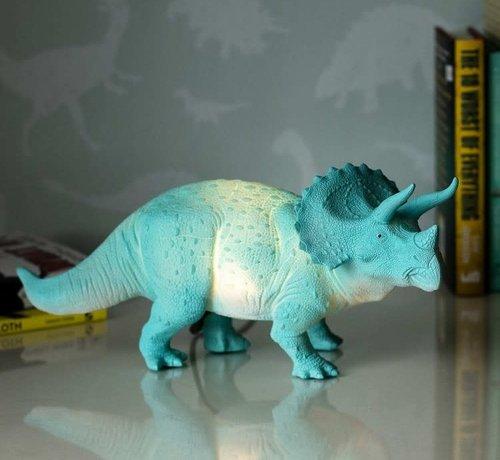 Disaster Design Copy of LED lamp groene diplodocus