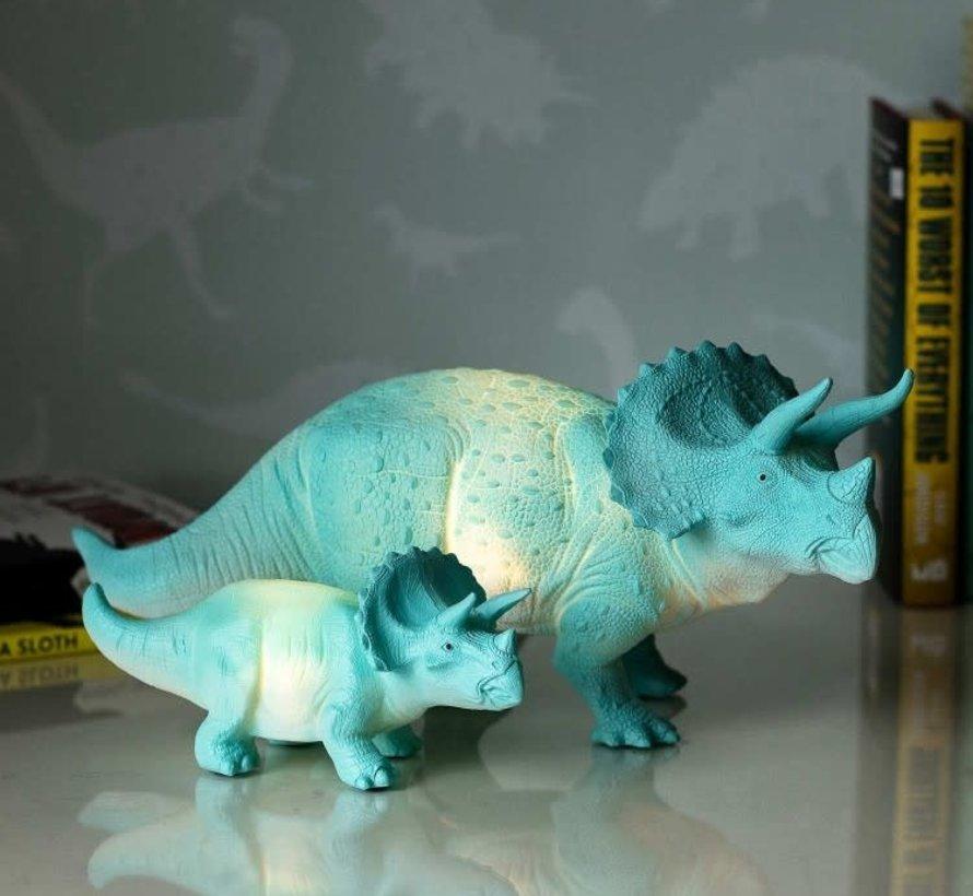 LED lamp groene triceraptops