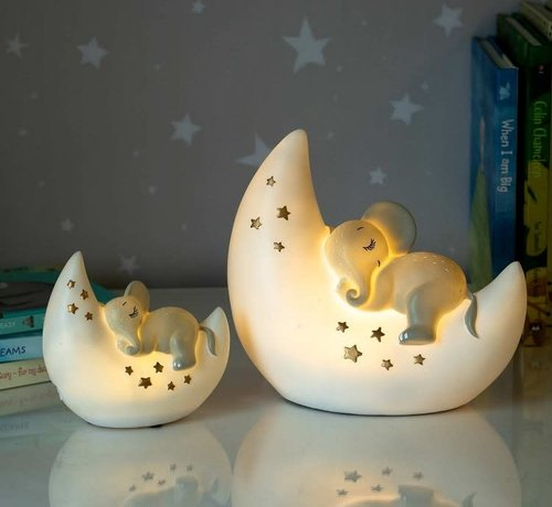 Disaster Design Copy of LED Lamp moomin