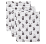 Fresk Wash cloths 3pieces pineapple