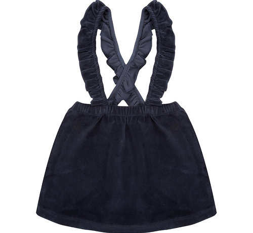 Little Indians Salopette Dress total eclipse