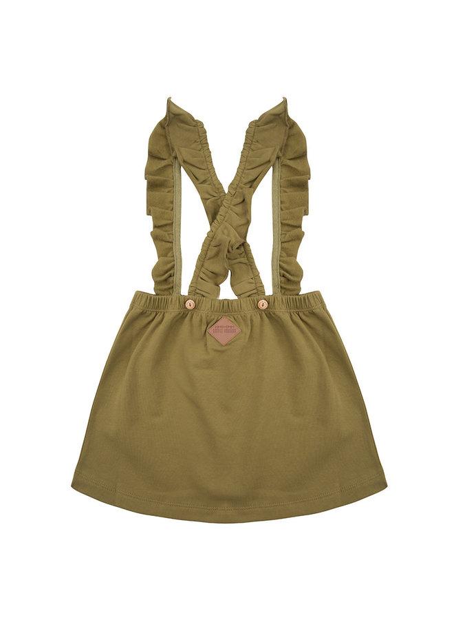 Salopette Dress olive