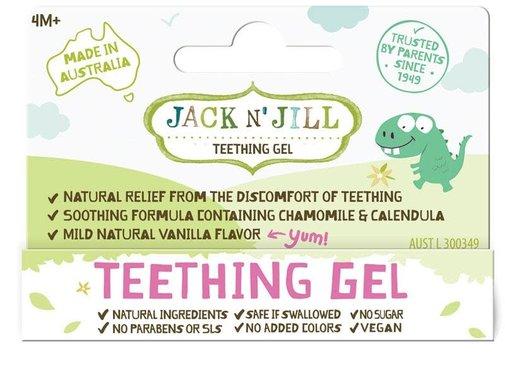 Jack 'n Jill Natuurlijke tandjesgel