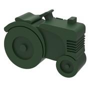 Blaffre Blafre lunchbox tractor dark green
