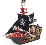 Le toy van Pirate ship Barbarossa