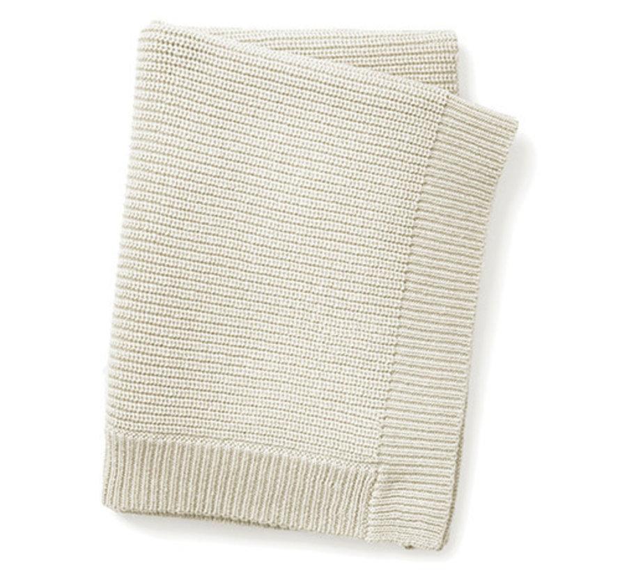 Gebreide deken wol , kies je kleur