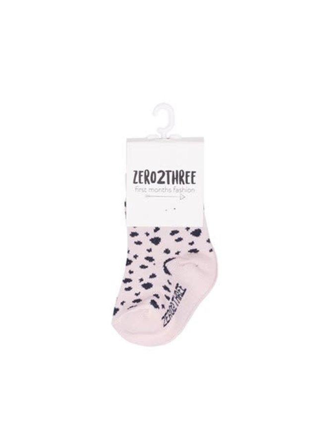 Sokken roze dots